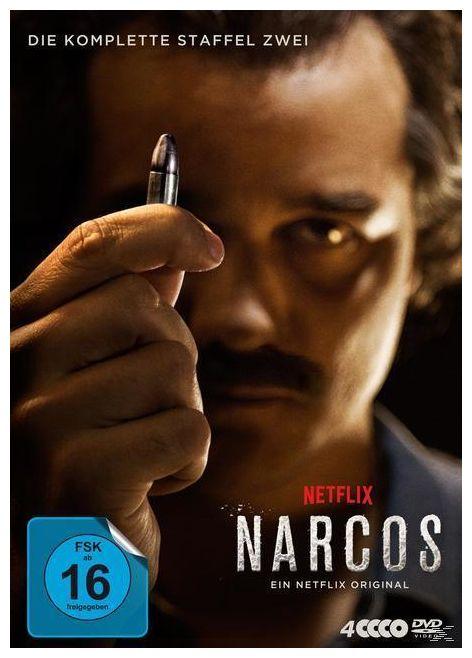 Narcos - Staffel 2 DVD-Box (DVD)