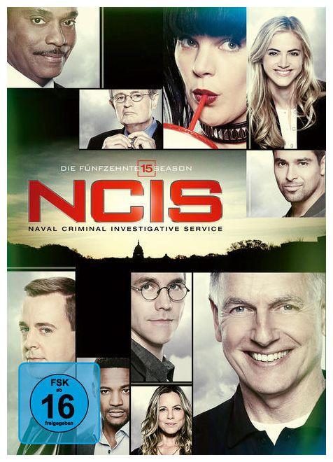 Navy CIS - Staffel 15 DVD-Box (DVD)