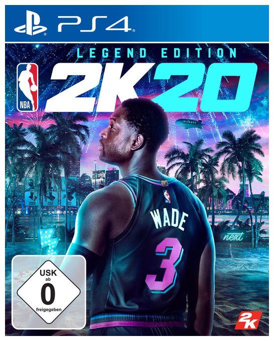 NBA 2K20 Legend Edition (PlayStation 4)