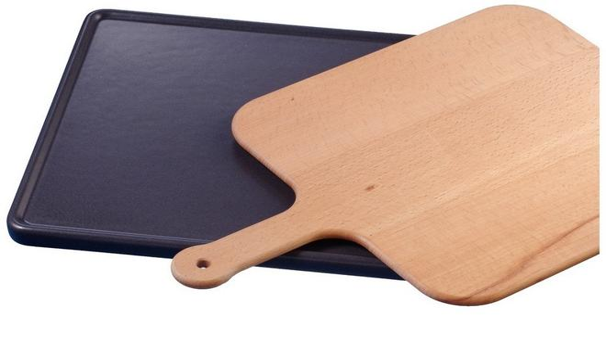 Z1913X0 Sonderzubehör Keramikbackstein mit Holzschieber