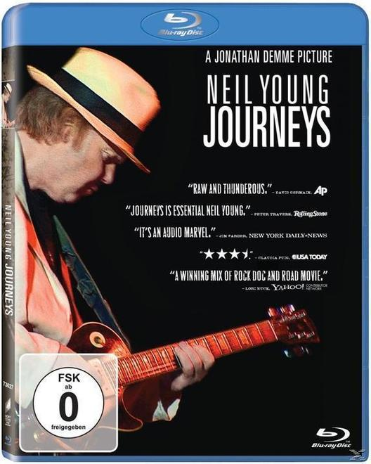 Neil Young Journeys OmU (BLU-RAY)