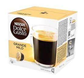 Grande Mild Dolce Gusto Kaffeekapseln 100% Arabica 16 Stück