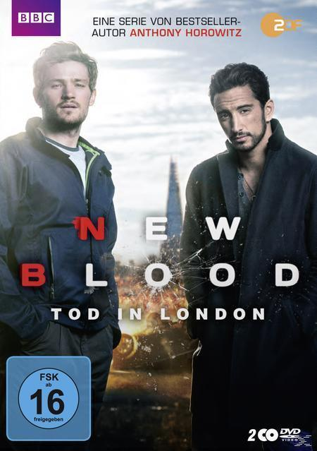 New Blood - 2 Disc DVD (DVD)