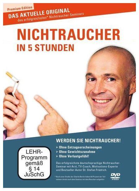 Nichtraucher in 5 Stunden (DVD)