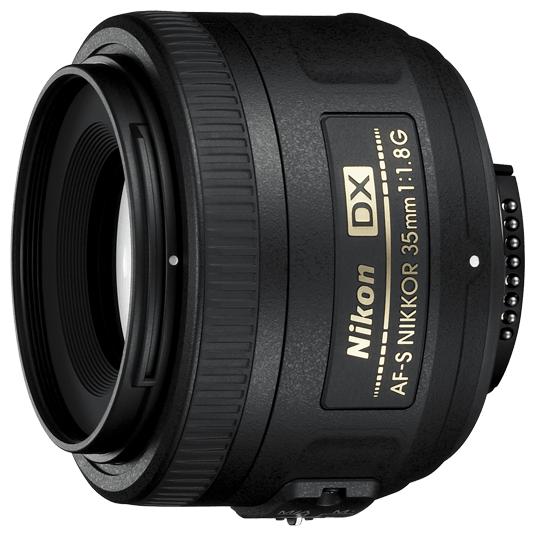 AF-S DX NIKKOR 35mm/1.8G Festbrennweiten-Objektiv