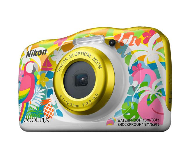 "Coolpix W150 Kompaktkamera 6,7cm/2,7"" 14,17MP 6-fach Zoom Full-HD Haweii"
