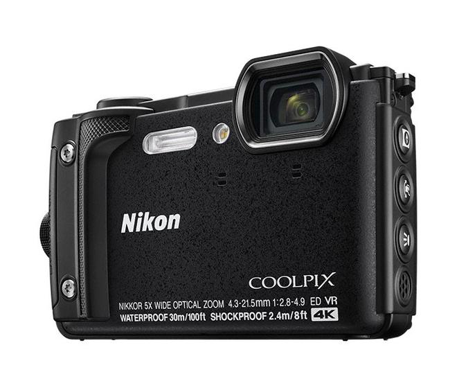 Coolpix W300 digitale Kompaktkamera 7,5cm/3'' 16MP WLAN 4K UHD