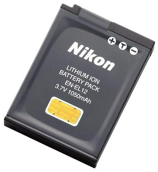 EN-EL12 Lithium-Ionen-Akku 1050mAh