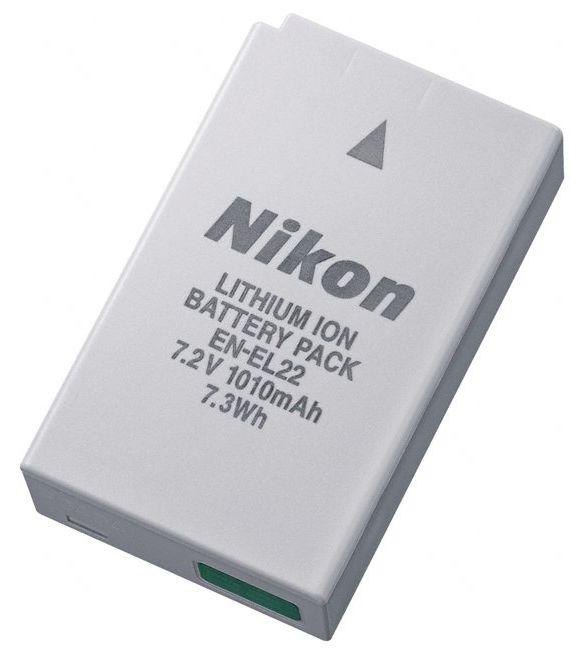 EN-EL22 Lithium-Ionen-Akku für bestimmte Nikon-1-Kameras