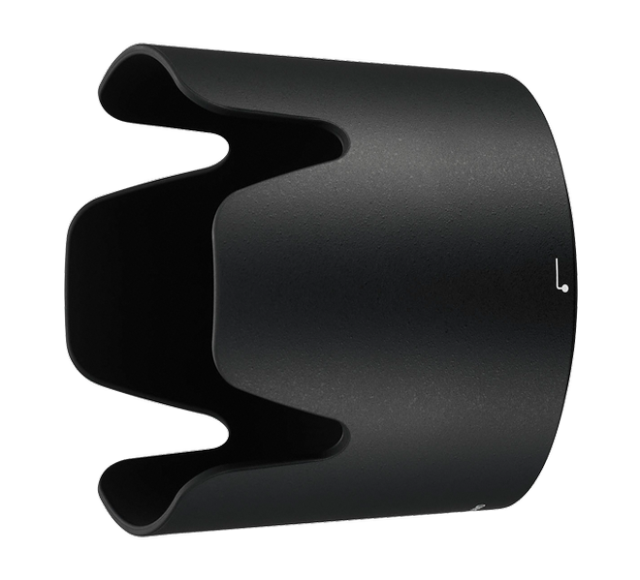 HB-82 Gegenlichtblende Bajonett-Gegenlichtblende Schwarz