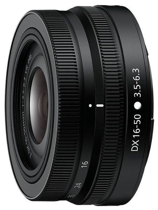 NIKKOR Z DX 16-50mm f/3.5-6.3 VR
