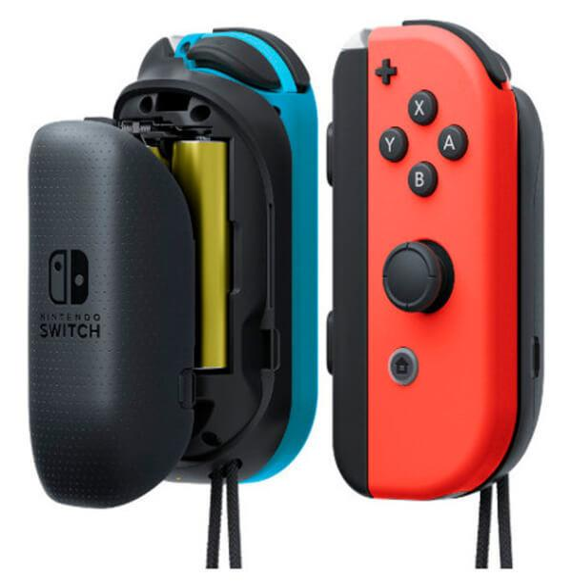Joy-Con AA Battery Pack Pair 2er Set Nintendo Switch Joy-Con Nintendo Switch