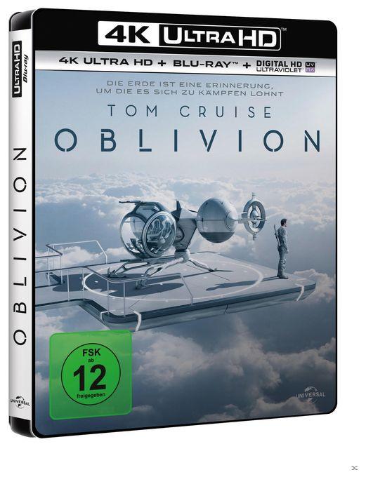 Oblivion - 2 Disc Bluray (4K Ultra HD BLU-RAY + BLU-RAY)