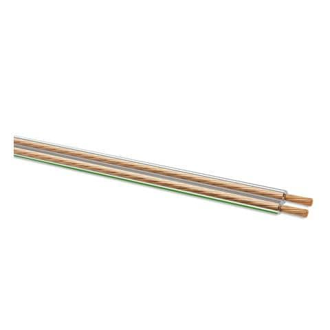 202 Speaker Wire SP-7 2000 Lautsprecherkabel 2x0,75mm² Mini-Spule 20m