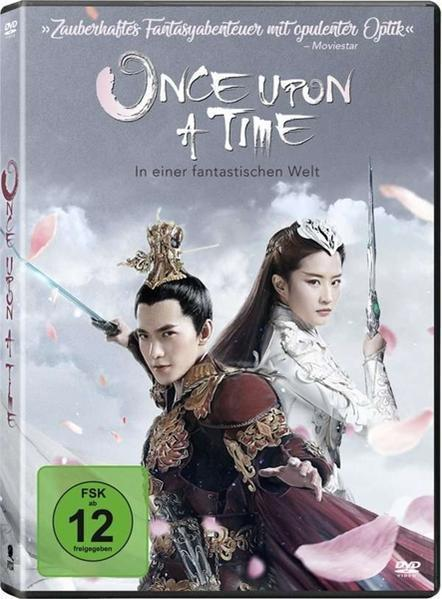 Once Upon A Time (DVD)