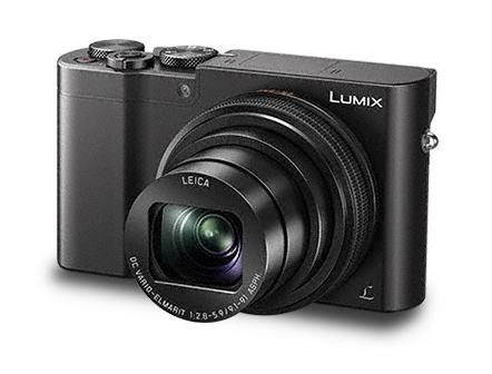 Lumix DMC-TZ101 Kompaktkamera 20,1MP 4K Foto&Video Funktion