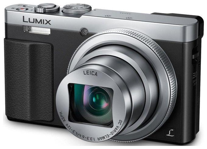 Lumix DMC-TZ71 12,8 MP  Kompaktkamera 30x Opt. Zoom