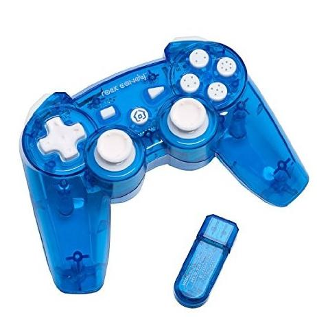PL6432BL PS3 Wireless Controller Rock Candy