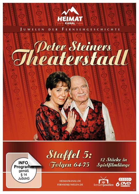Peter Steiners Theaterstadl - Staffel 5: Folgen 64-75 DVD-Box (DVD)