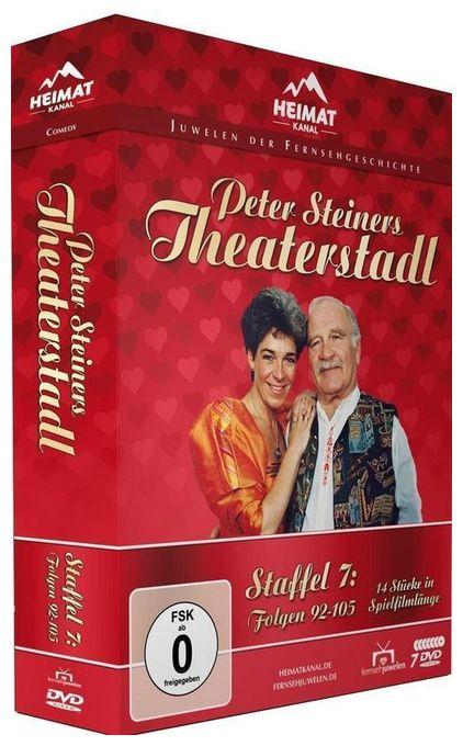 Peter Steiners Theaterstadl - Staffel 7 DVD-Box (DVD)
