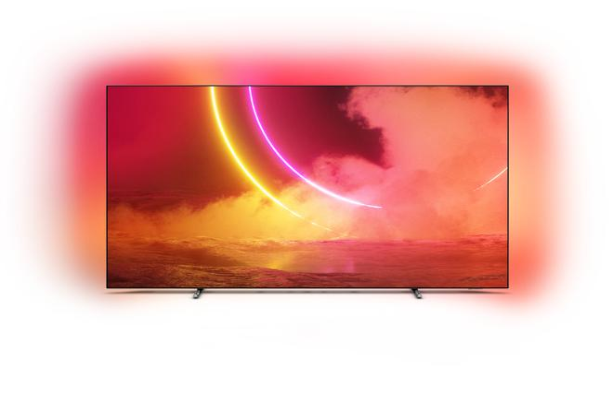 65OLED805/12 OLED Fernseher 165,1 cm (65 Zoll) EEK: G 4K Ultra HD