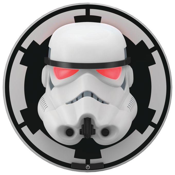 Stormtrooper, weiß, LED-Wandleuchte