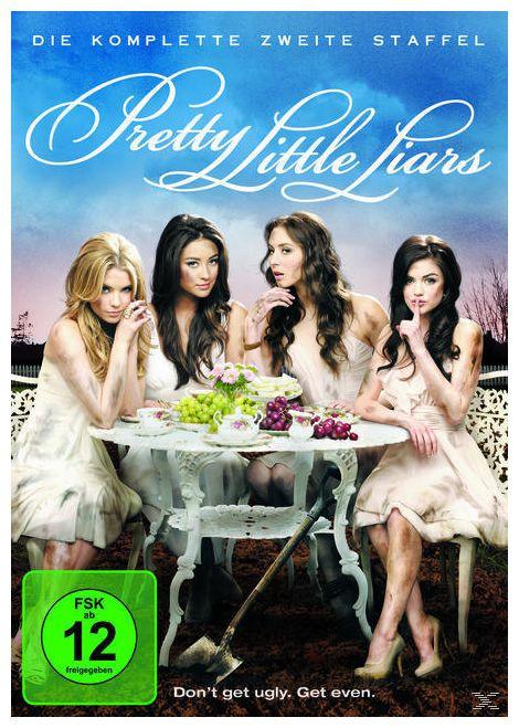 Pretty Little Liars - Die komplette zweite Staffel DVD-Box (DVD)