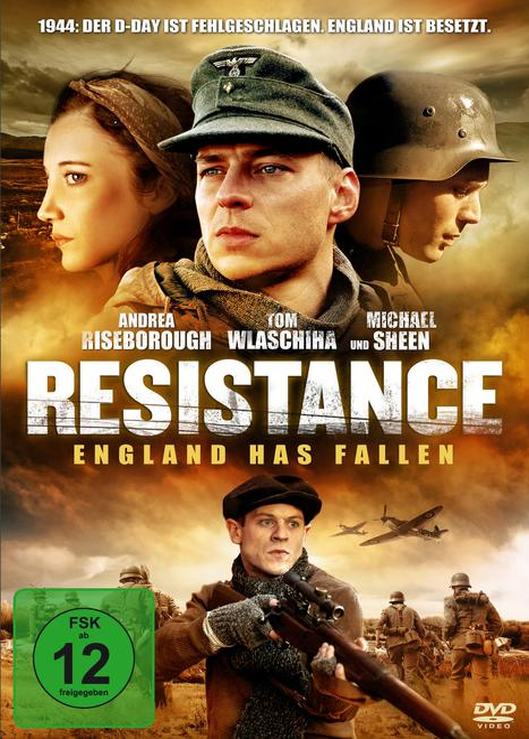 Resistance - England has fallen (DVD)