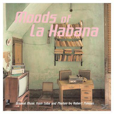 "Robert Polidori ,,Moods of La Habana"" (CD(s))"