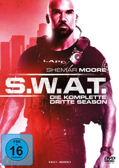 S.W.A.T. - Die komplette dritte Season (DVD)