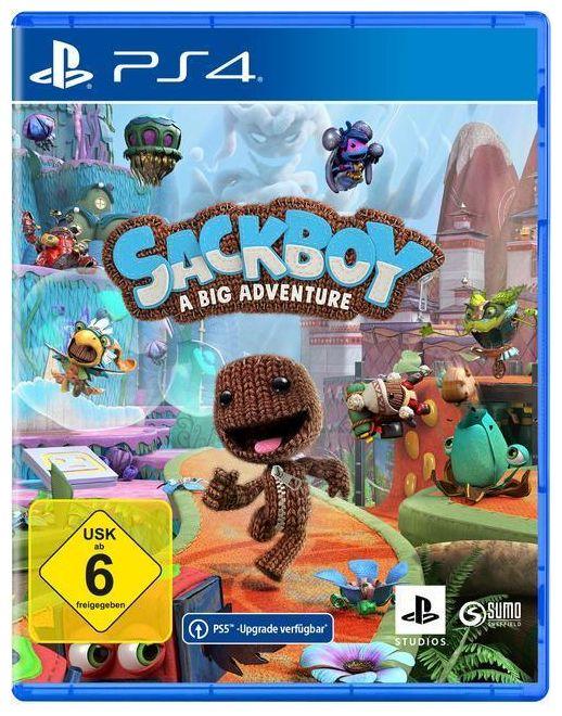Sackboy: A Big Adventure (PlayStation 4)