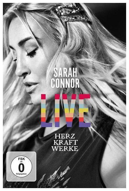 Sarah Connor - Herz Kraft Werke Live Fan Edition (DVD + CD)