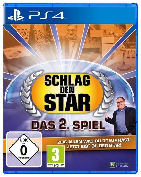 Schlag den Star - das 2. Spiel (PlayStation 4)