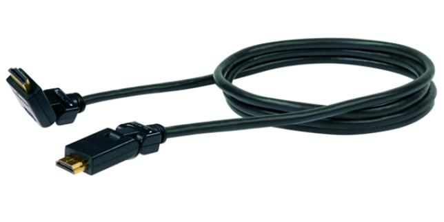 HDMS15 533 High-Speed-HDMI™-Kabel mit Ethernet 180° drehbare Stecker