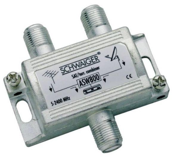 ASW800 211 Einschleusweiche - Terrestrik + SAT