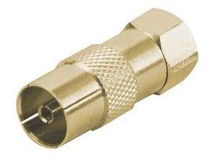 GOUST9300 537 Adapter F-Stecker > IEC Buchse