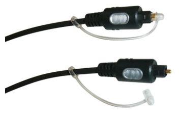 LWL2150 533 Lichtwellenleiter Kabel 1,50m Toslink/Toslink