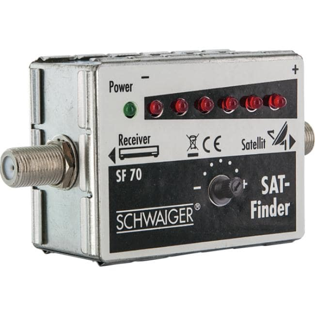 SF70 531 SAT Finder (6+1 LED)