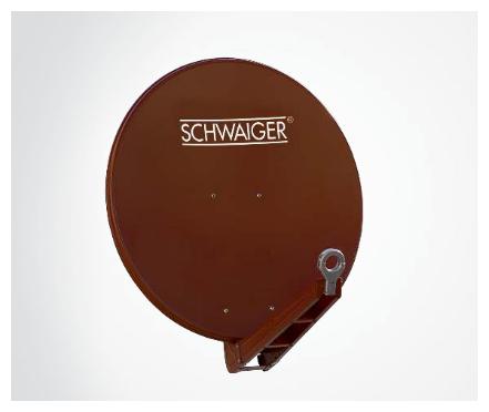 SPI075PR011 Alu-Spiegel 75cm Satellitenantenne