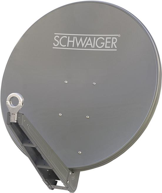 SPI085PA Satellitenantenne Alu-Spiegel 85cm Premiumklasse