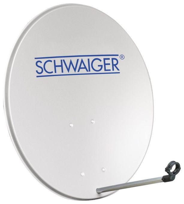 SPI2080 011 Alu-Spiegel 80cm SAT-Antenne