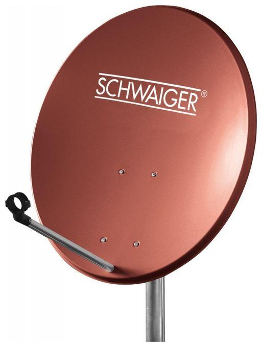SPI2080 017 Alu-Spiegel 80cm SAT-Antenne