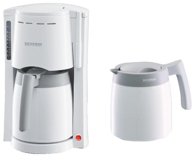 KA 9233 Thermo-Filterkaffeemaschine mit 2 Thermokannen