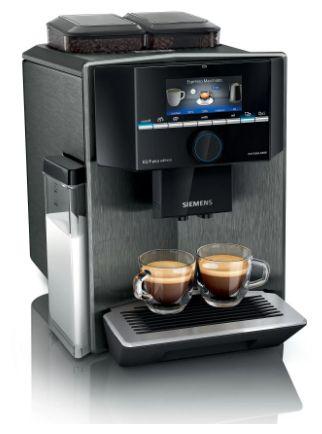 EQ.9 TI957FX5DE Kaffeevollautomat 19 bar 2,3 l 250 g (Schwarz, Edelstahl)