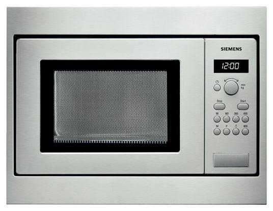 HF15M552 38cm Einbau-Mikrowelle 800W 17l 24,5cm Drehtür cookControl 7