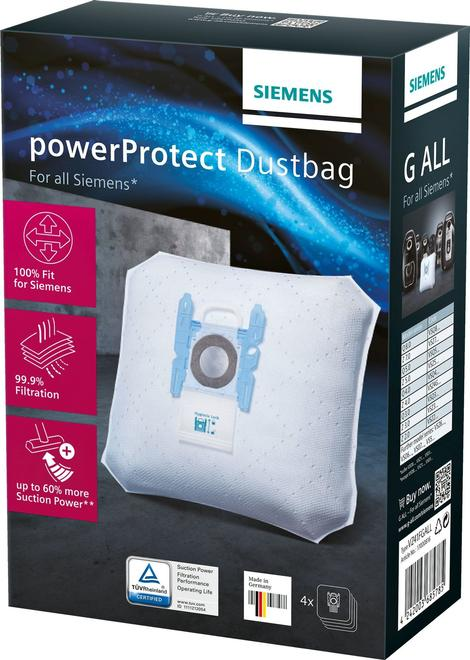 VZ41FGALL PowerProtect Staubbeutel: Type G ALL