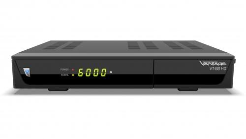Vantage VT-88 HD Satellitenreceiver Full HD HDTV+SD 12V