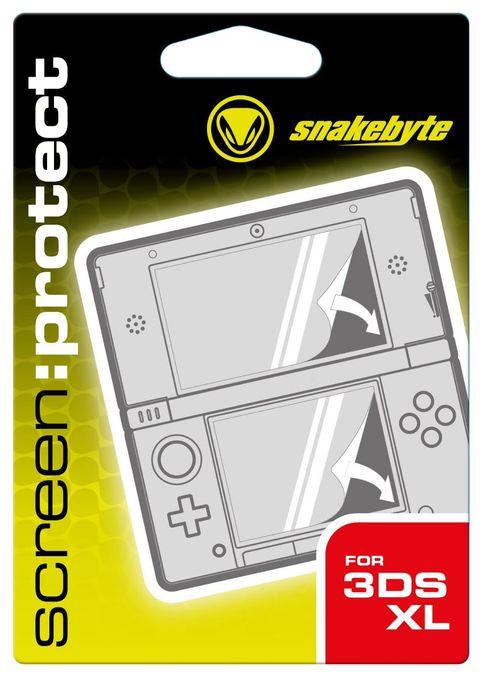 SB906725 Schutzfolienset für Nintendo 3DS XL