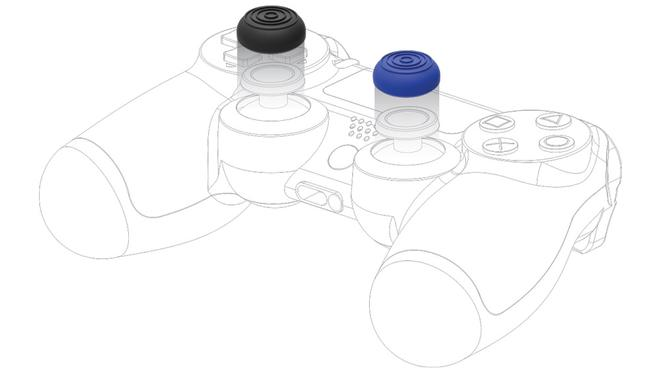 PS4 Controller Caps Aktionsgriff PlayStation 4