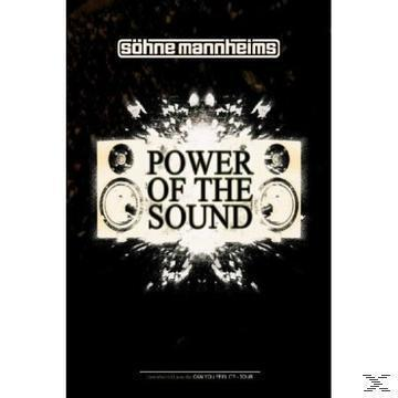 Söhne Mannheims - Power of the Sound - 2 Disc DVD (DVD)